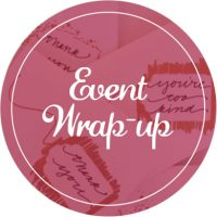Event Wrap-up