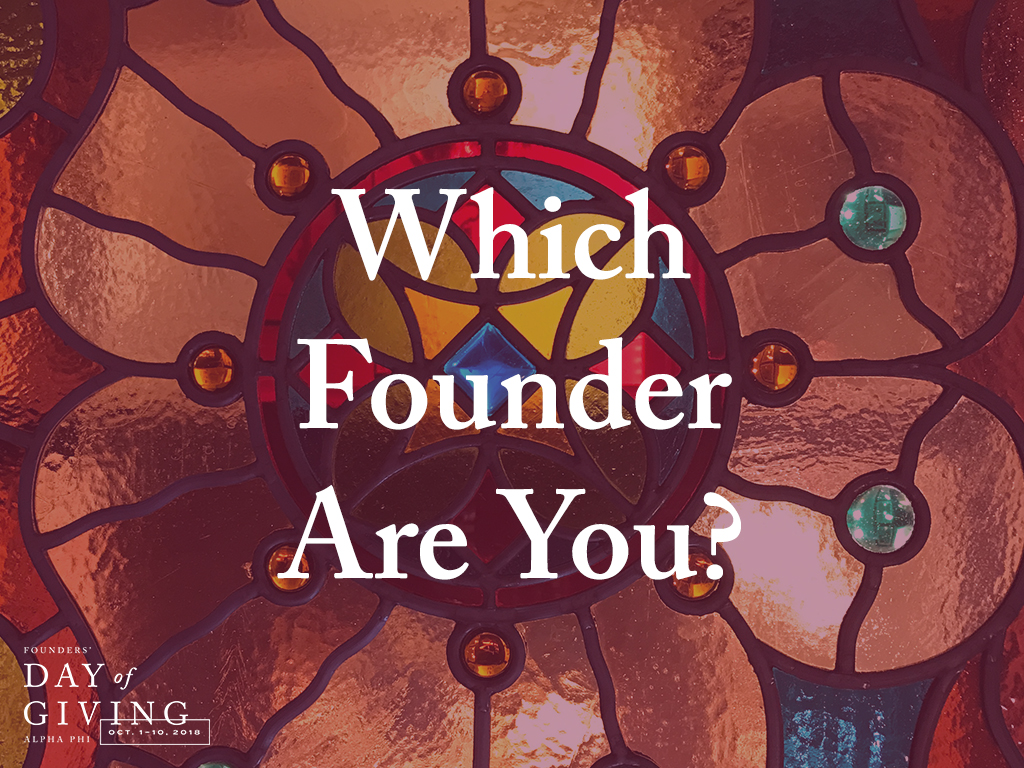 which founder are you