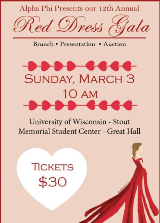 0e134fcb608 You are all invited to attend the 12th Annual Red Dress Gala on Sunday